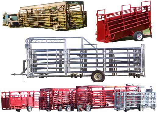 Cattle And Livestock Handling Equipment Sold By Ackerman