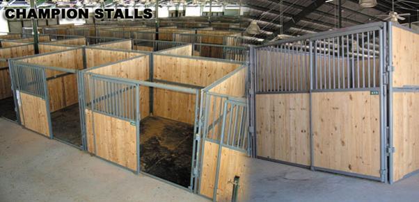 Ww Champion Horse Stalls