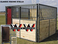 Cattle Amp Equine Fencing Panels Gates Stalls Round Pens